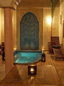 Riad Marrakesh Jonan Hotel Marrakesh - The swimming Pool